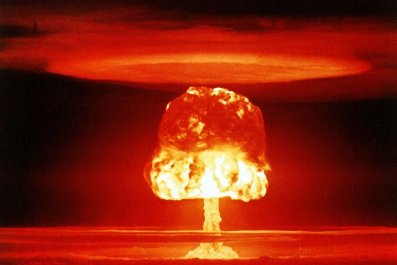 Castle Romeo nuclear test