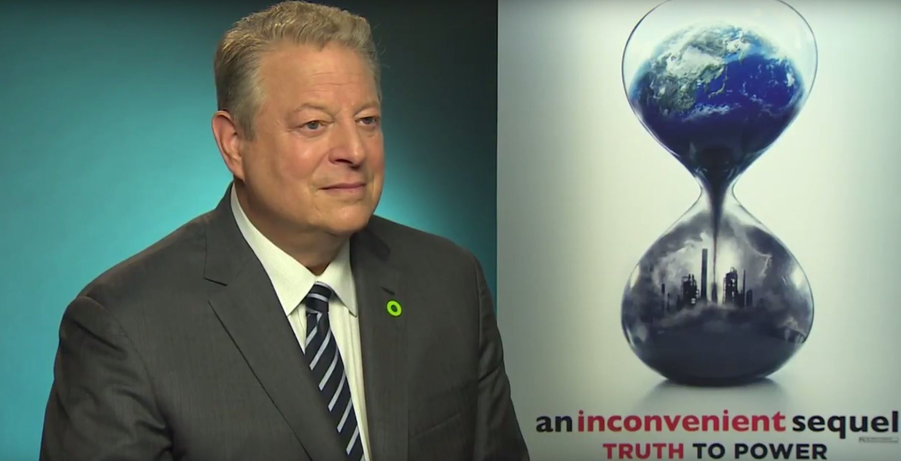 reflection on an inconvenient truth al gore Synopsis in 2007, america's ex-vice president al gore shook the world with his passionate plea to take climate change seriously, captured in his documentary 'an inconvenient truth.