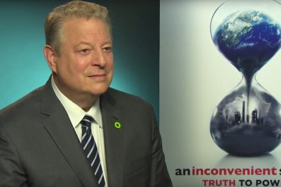 Al Gore: An Inconvenient Sequel