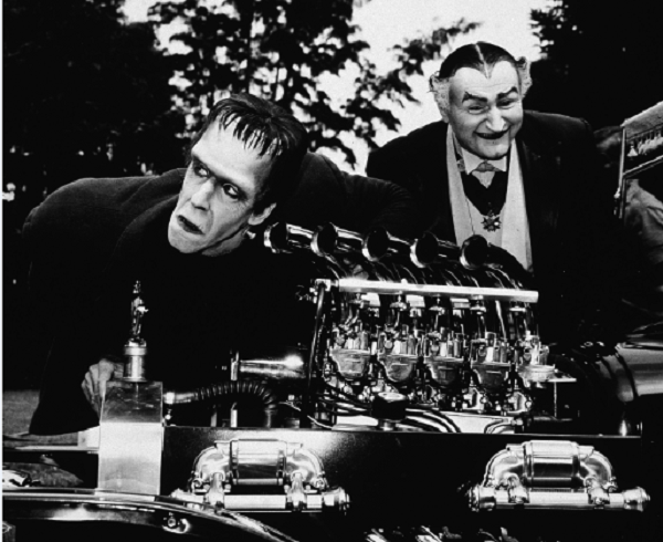 NBC announces 'The Munsters' reboot