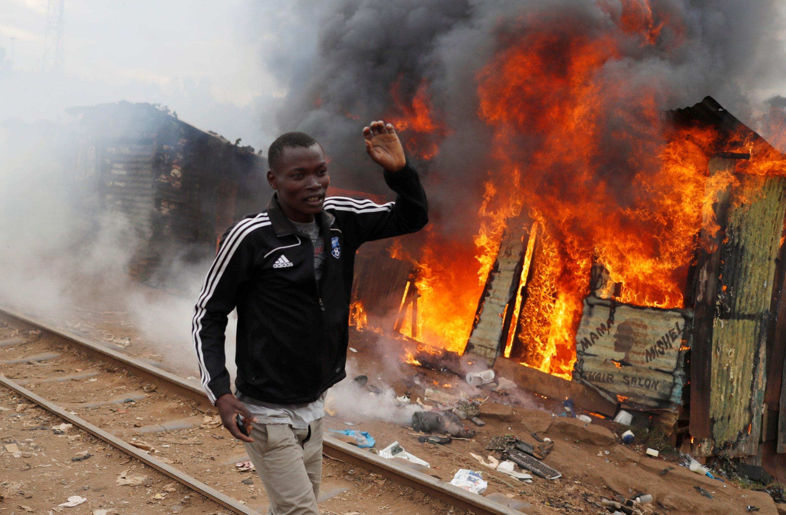 Kenya Unrest Post-Election