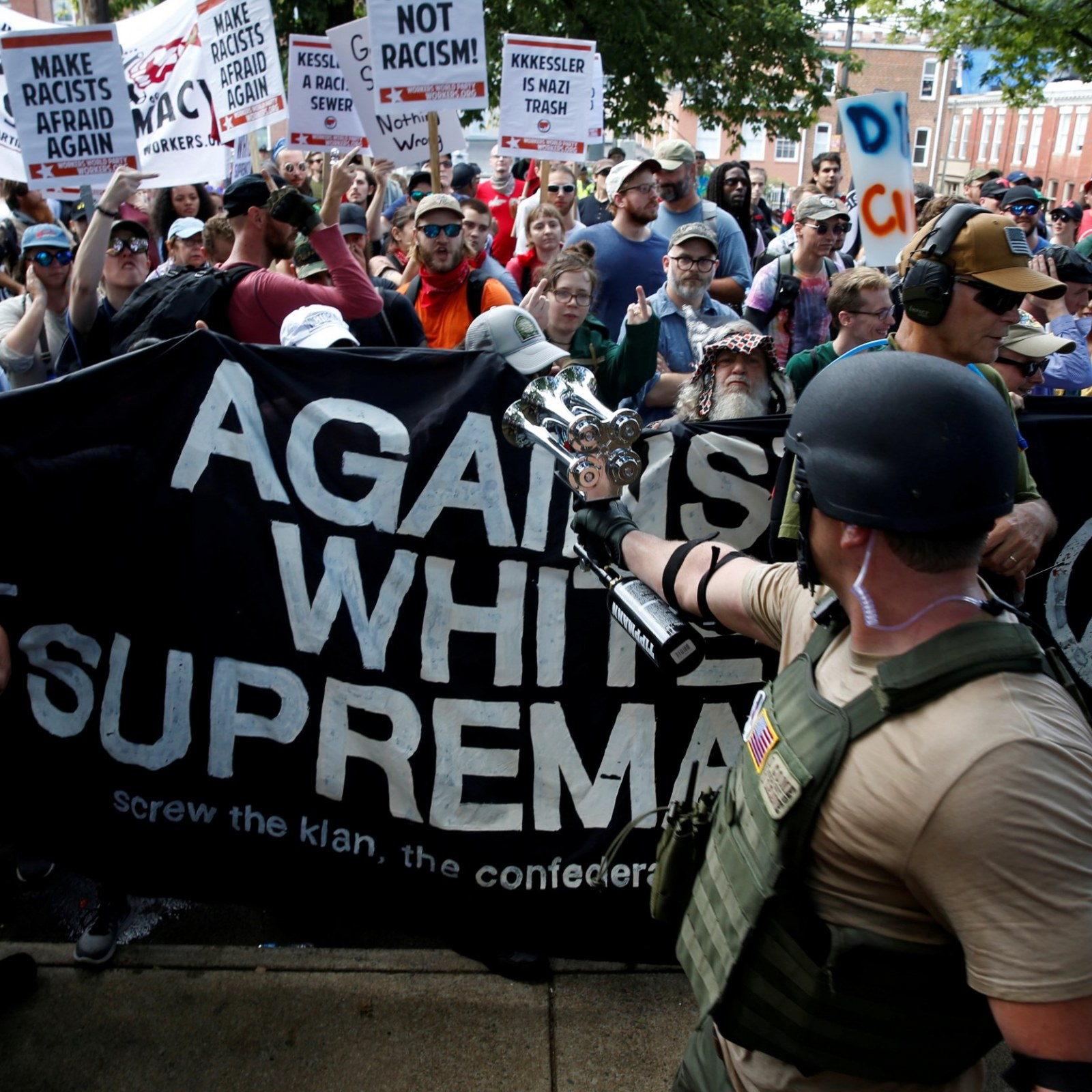 Nazis Are Not Socialists Nor Democrats Despite What Alt-Right Might Say