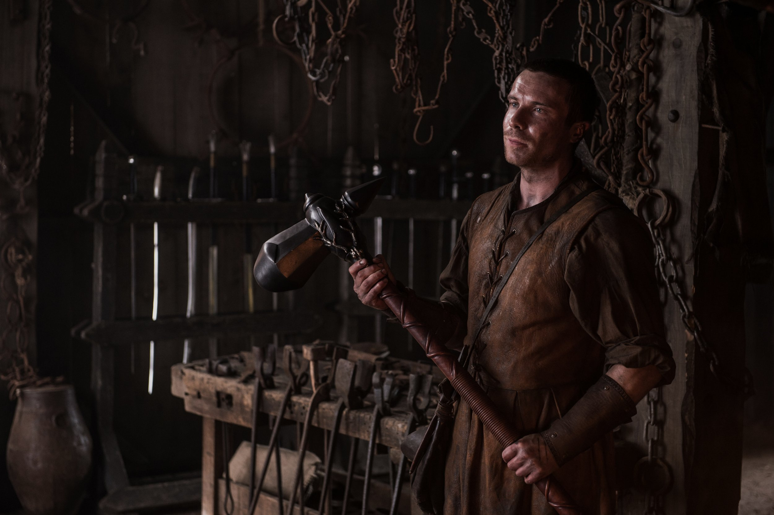 Game of Thrones [2] - Page 9 Gendry-warhammer