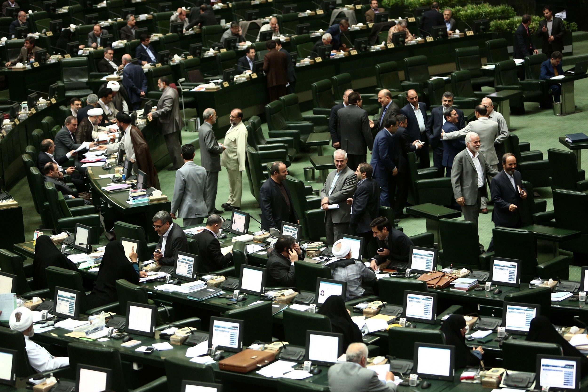 Iranian members of parliament