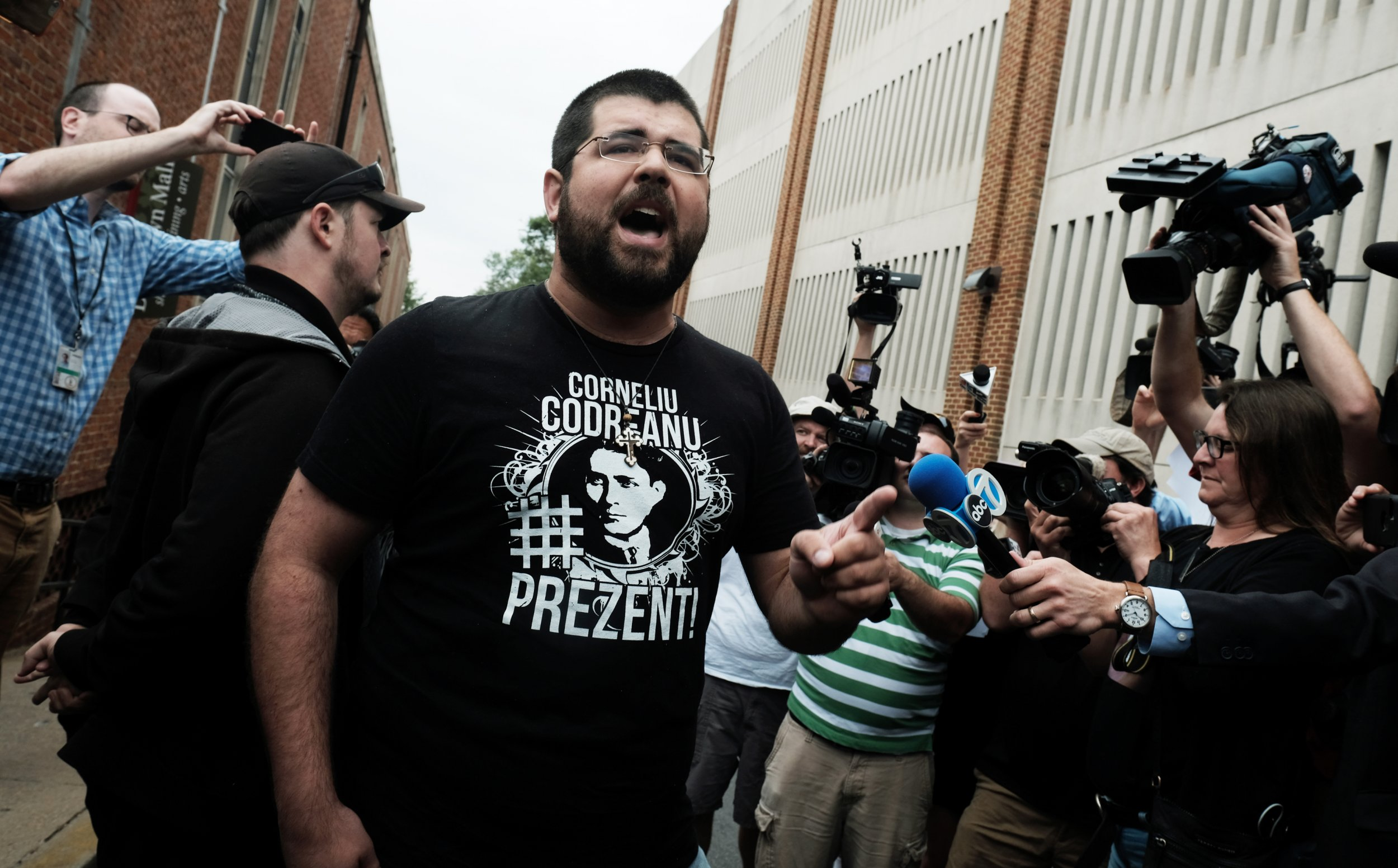 White nationalist leader Matthew Heimbach