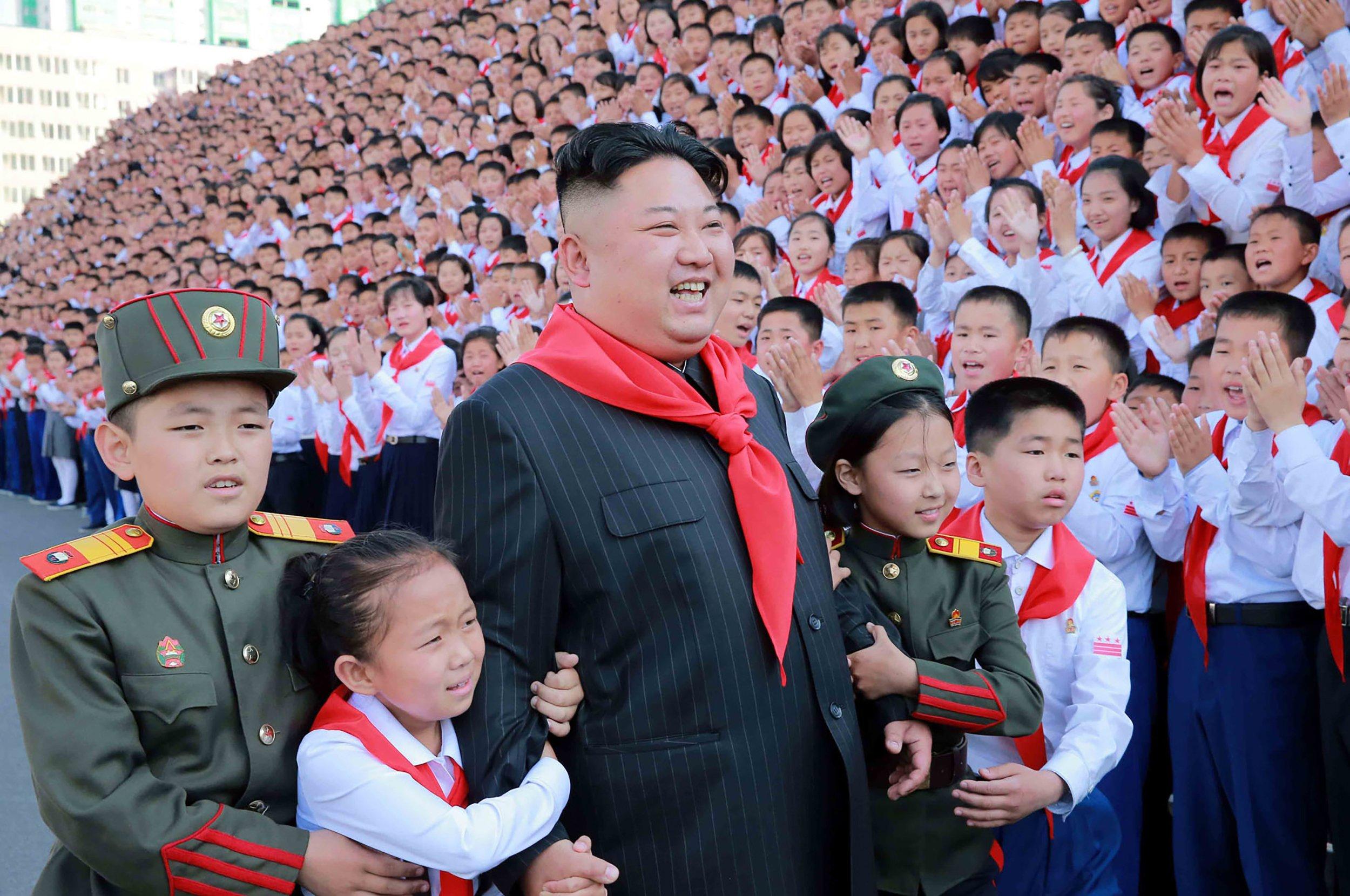 Korean Children's Union (KCU)