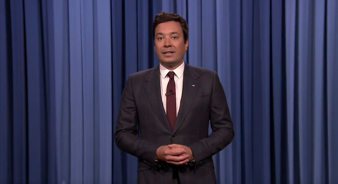 Jimmy Fallon on Trump