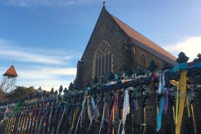Ballarat church
