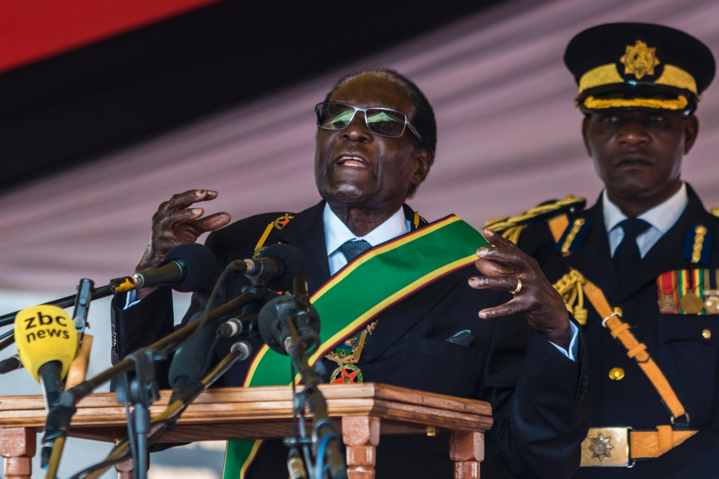 Mugabe Heroes' Day