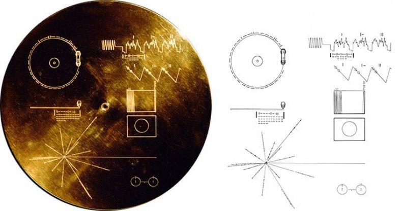 golden record-diagram