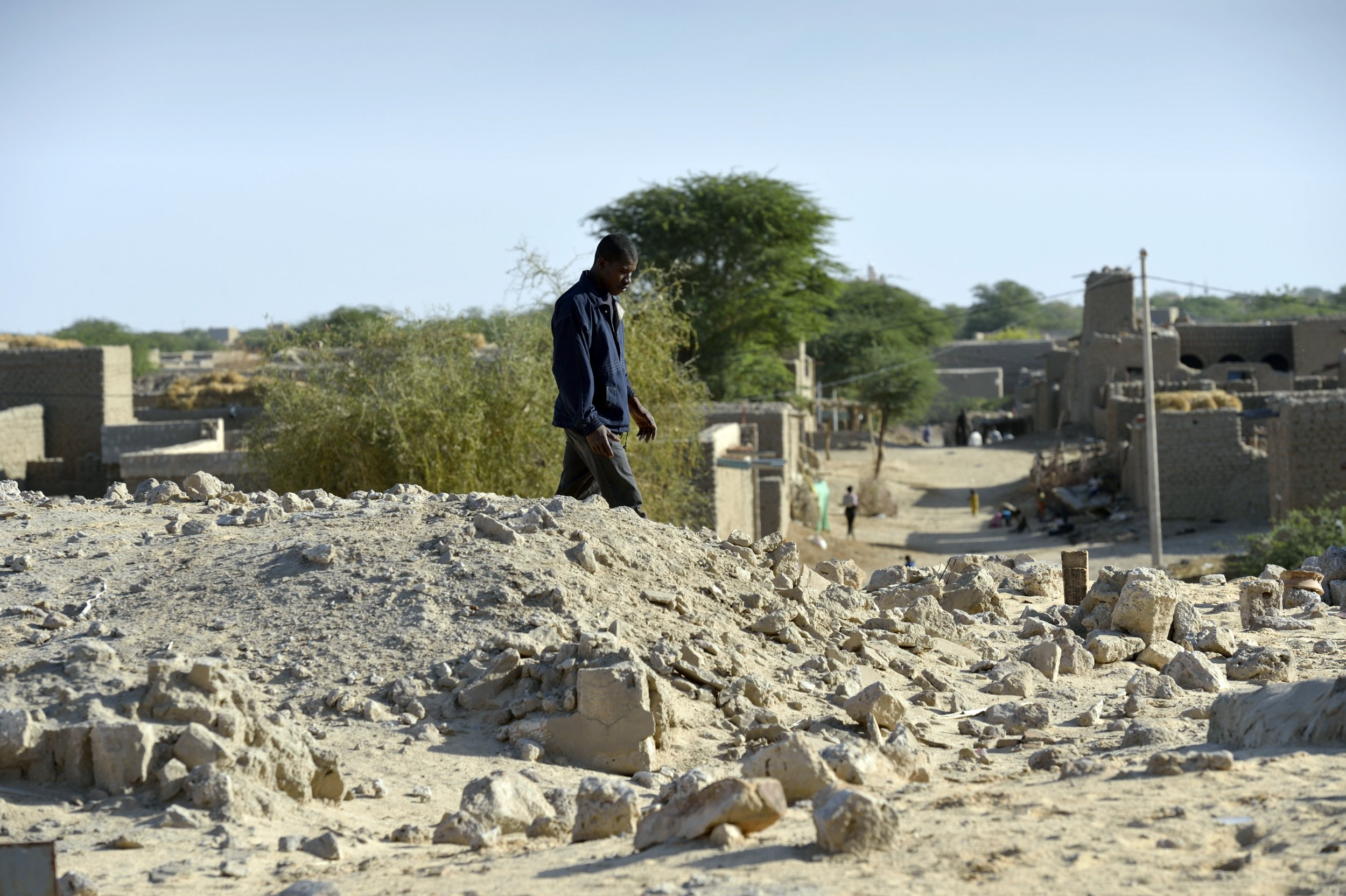 North Africa Jihadi Must Pay $3.2 Million Damages For 14th Century Timbuktu Shrine Destruction