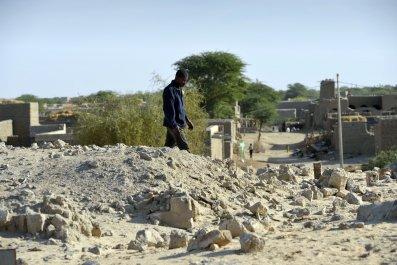 Timbuktu shrine