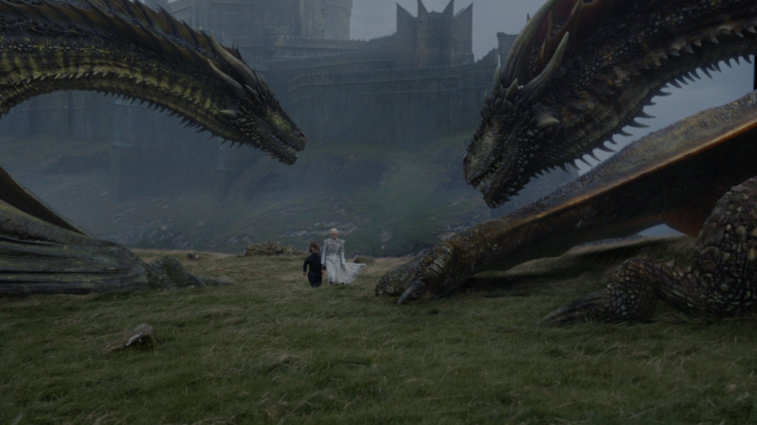"Game of Thrones 6x07 — ""Beyond the Wall"