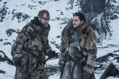 """Game of Thrones 6x07 — """"Beyond the Wall"""""""