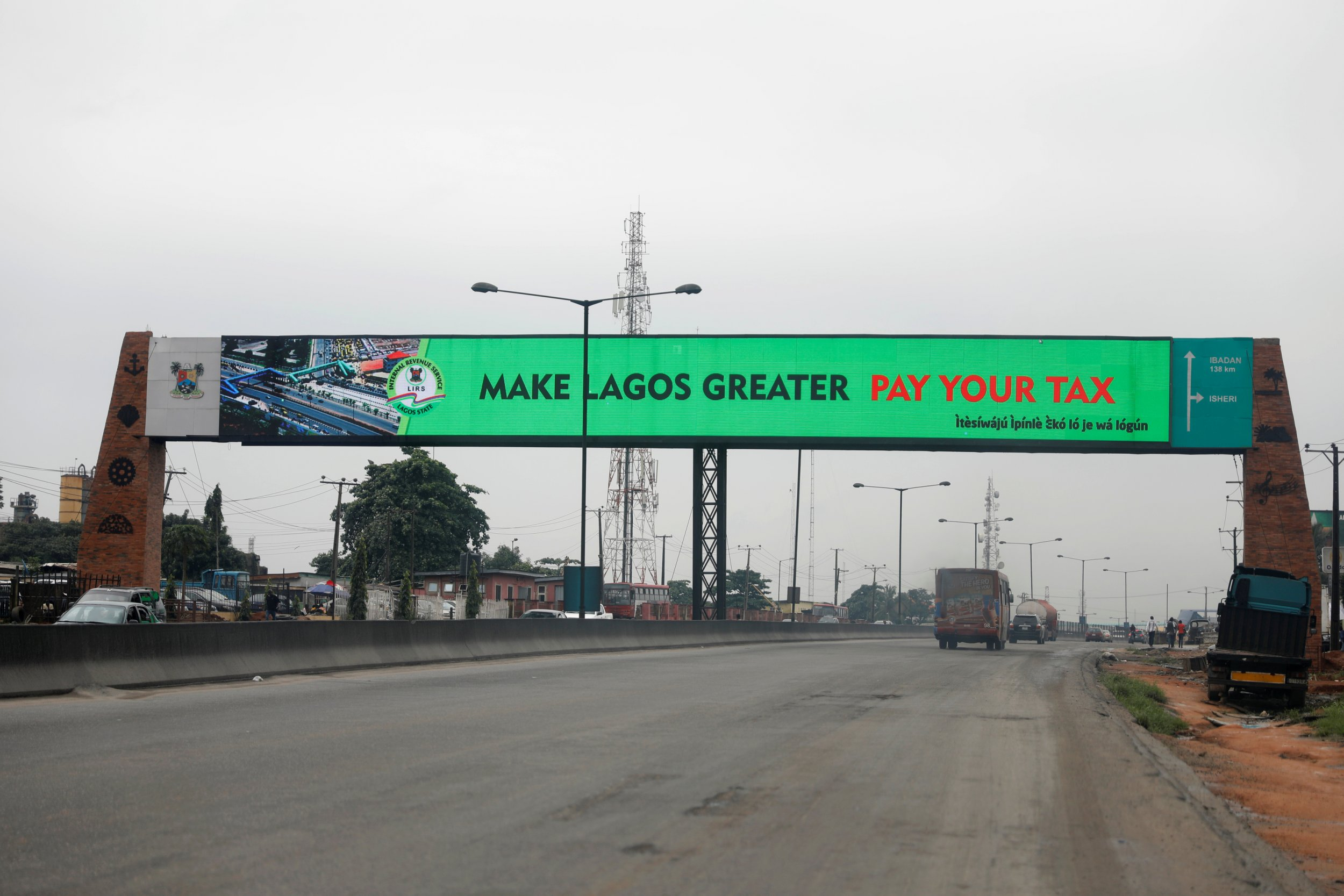 Lagos tax