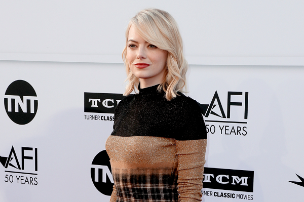 Emma Stone tops World's Highest Paid Actress list