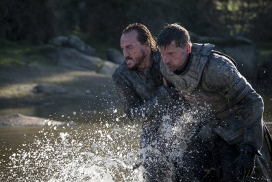Game of Thrones' Bronn and Jaime Lannister