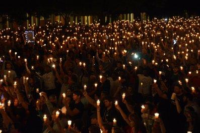 Charlottesville Vigil