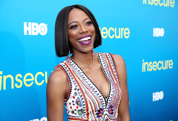 "Yvonne Orji reveals whats in store for her character on ""Insecure"" season 2."