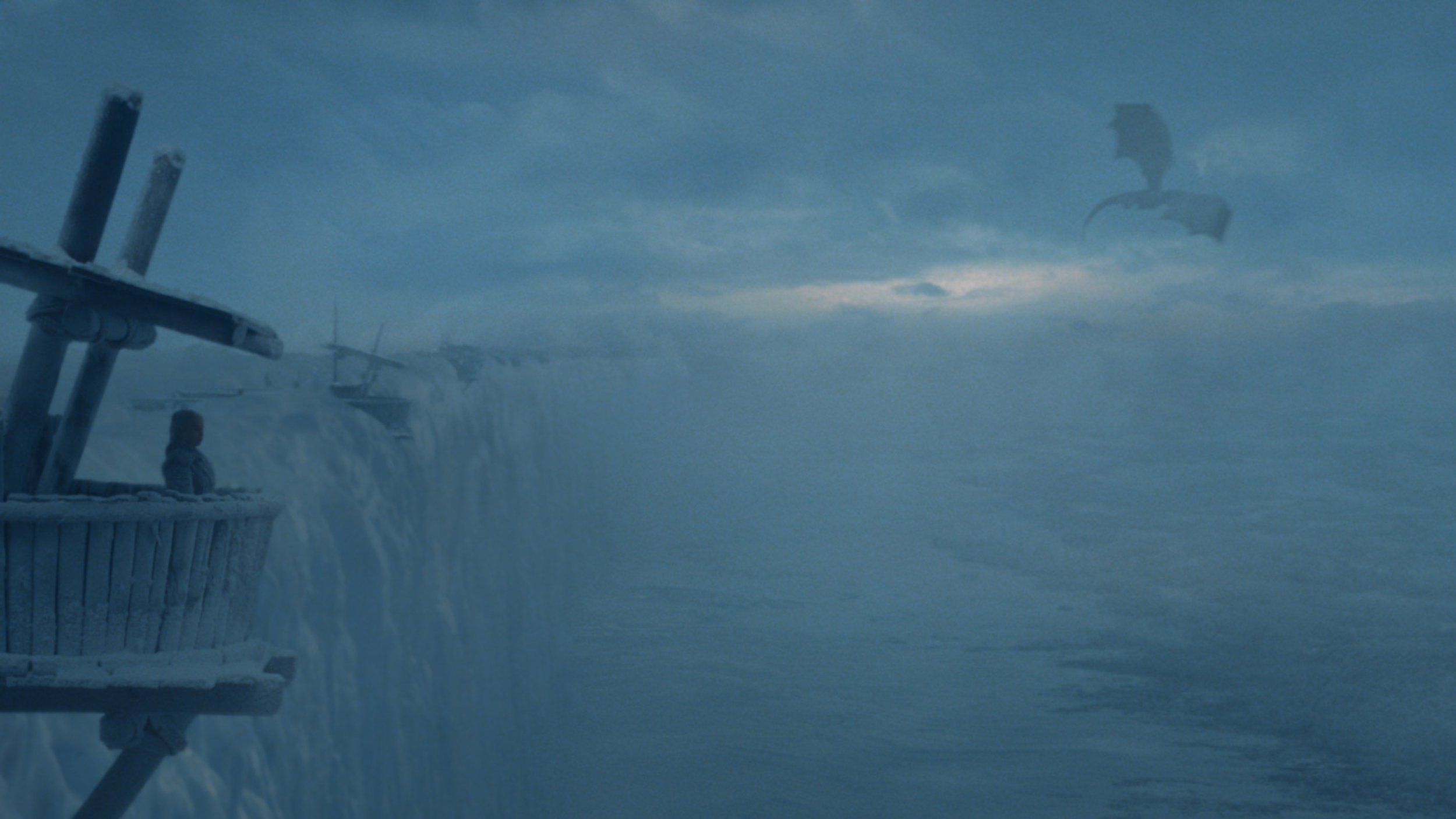 Game of Thrones - Beyond the Wall - dragon