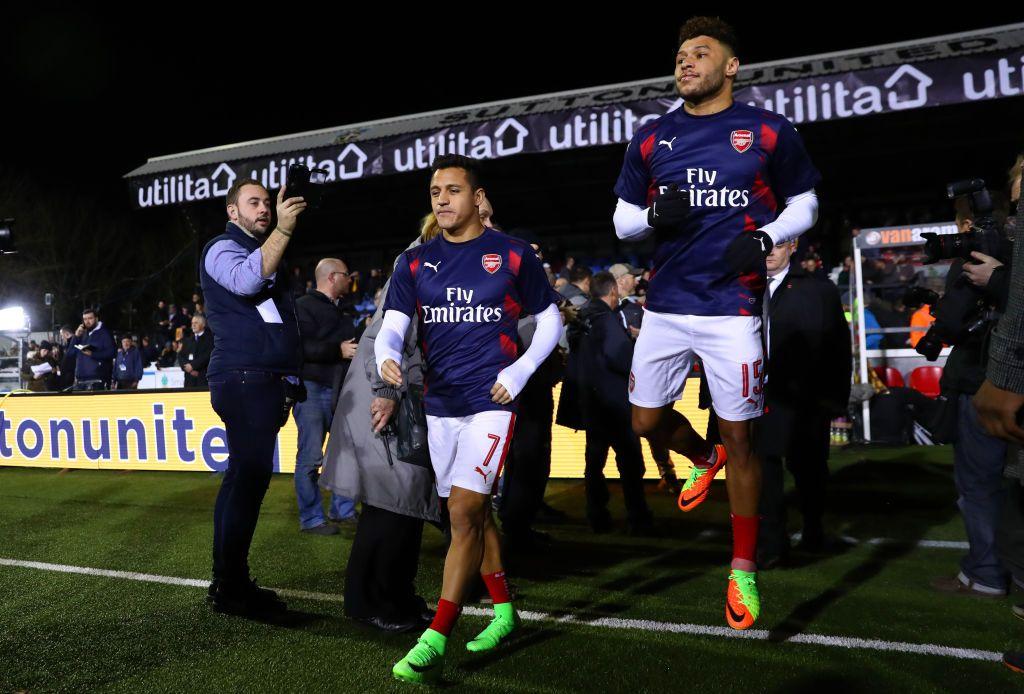 Sanchez and Chamberlain