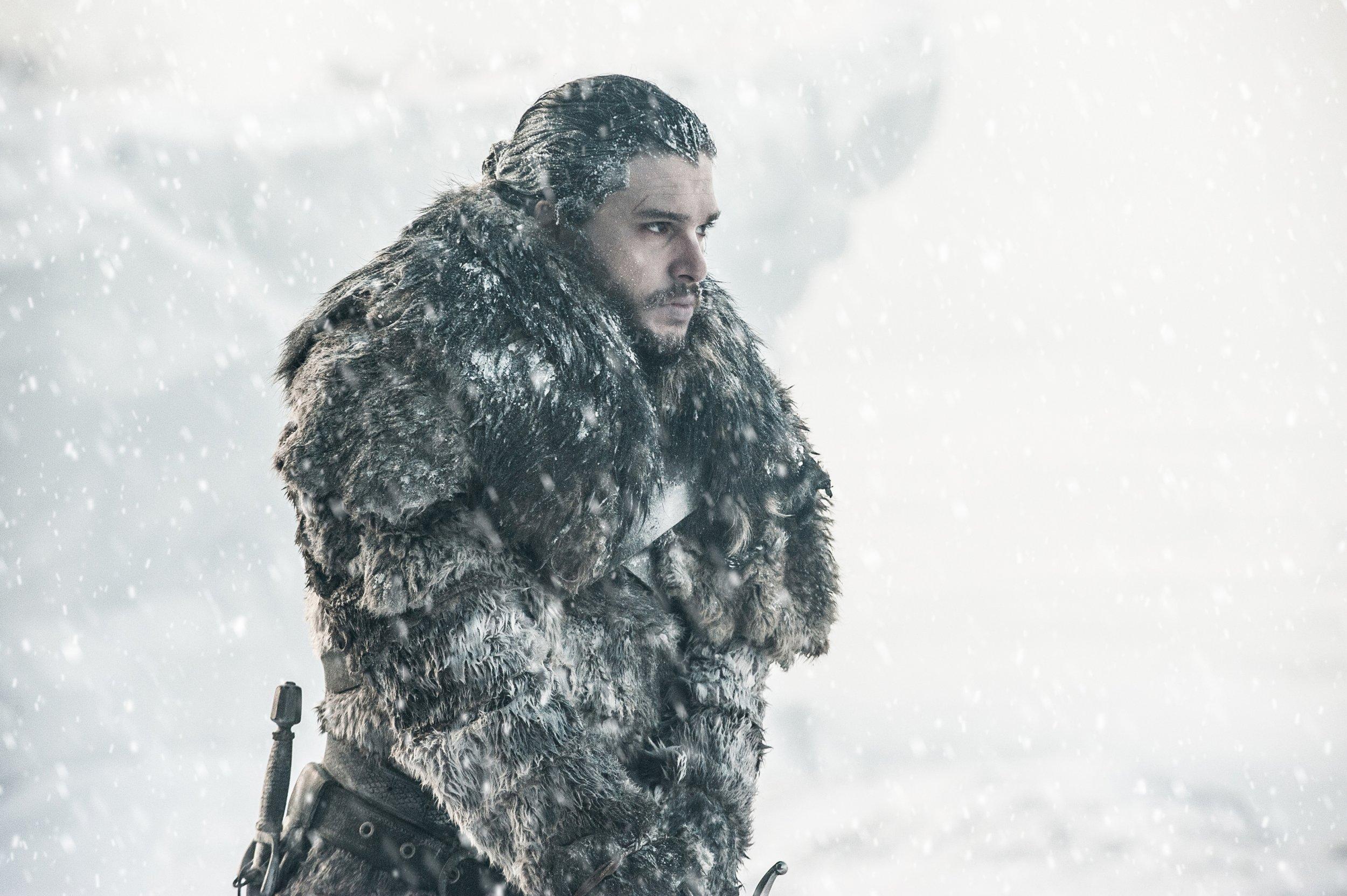 Game of Thrones - Beyond the Wall - Jon Snow