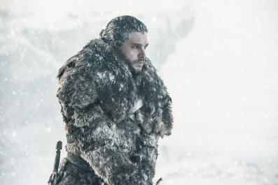 Game of Thrones - Beyond the Wall - Jon Snow