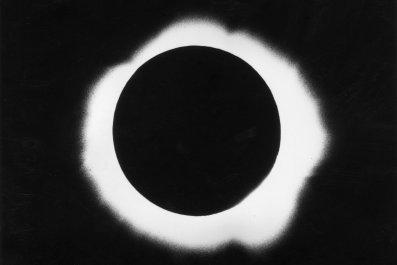 Sun eclipse 1970