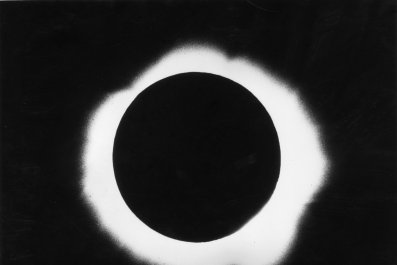 Sun eclipse 1970