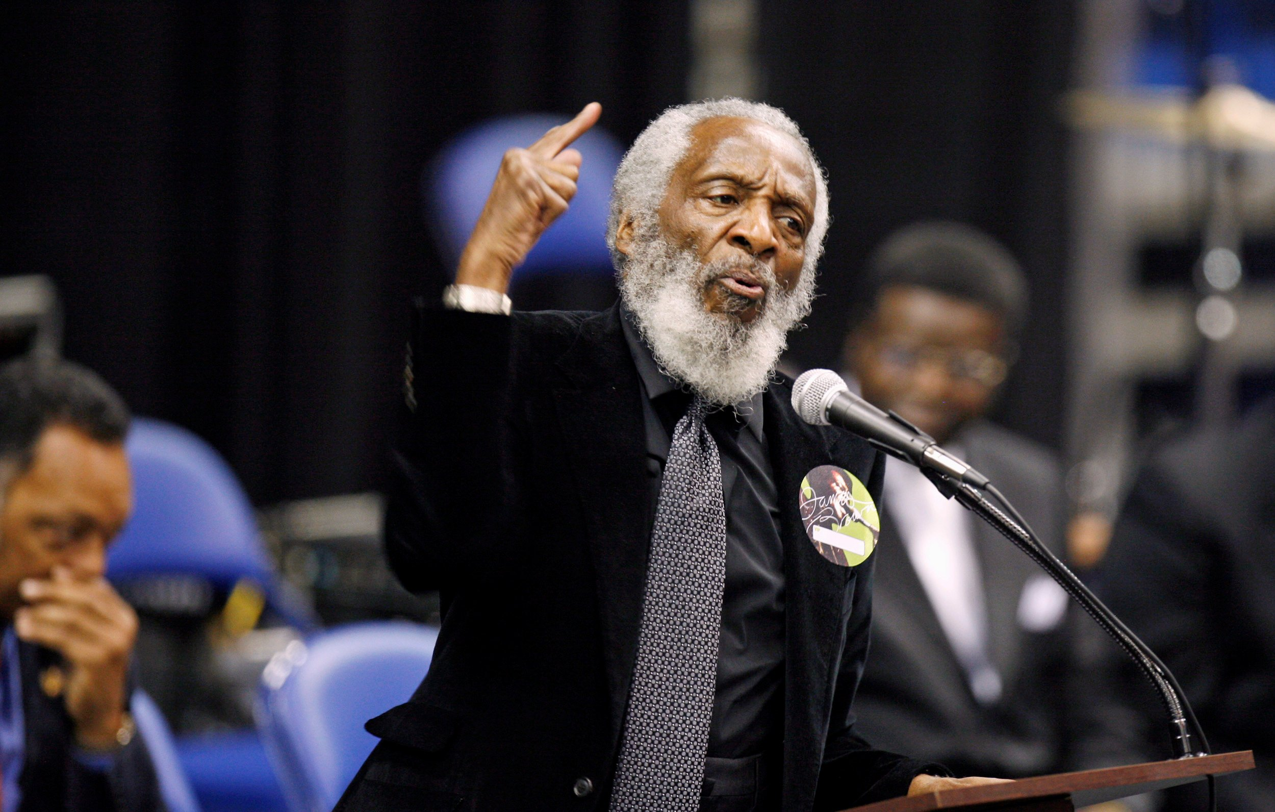 Author dick gregory