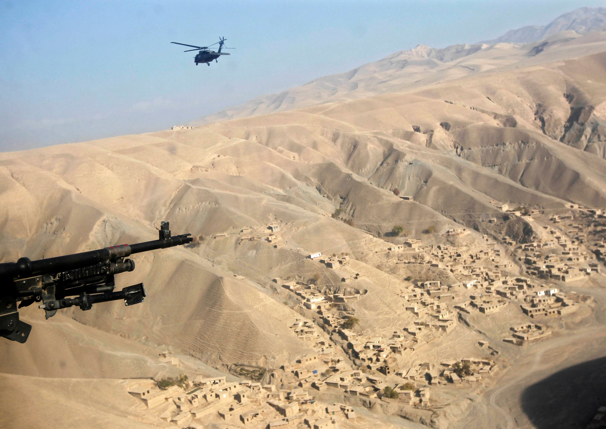 No, Trump can't pay for Afghan war with country's minerals, yet