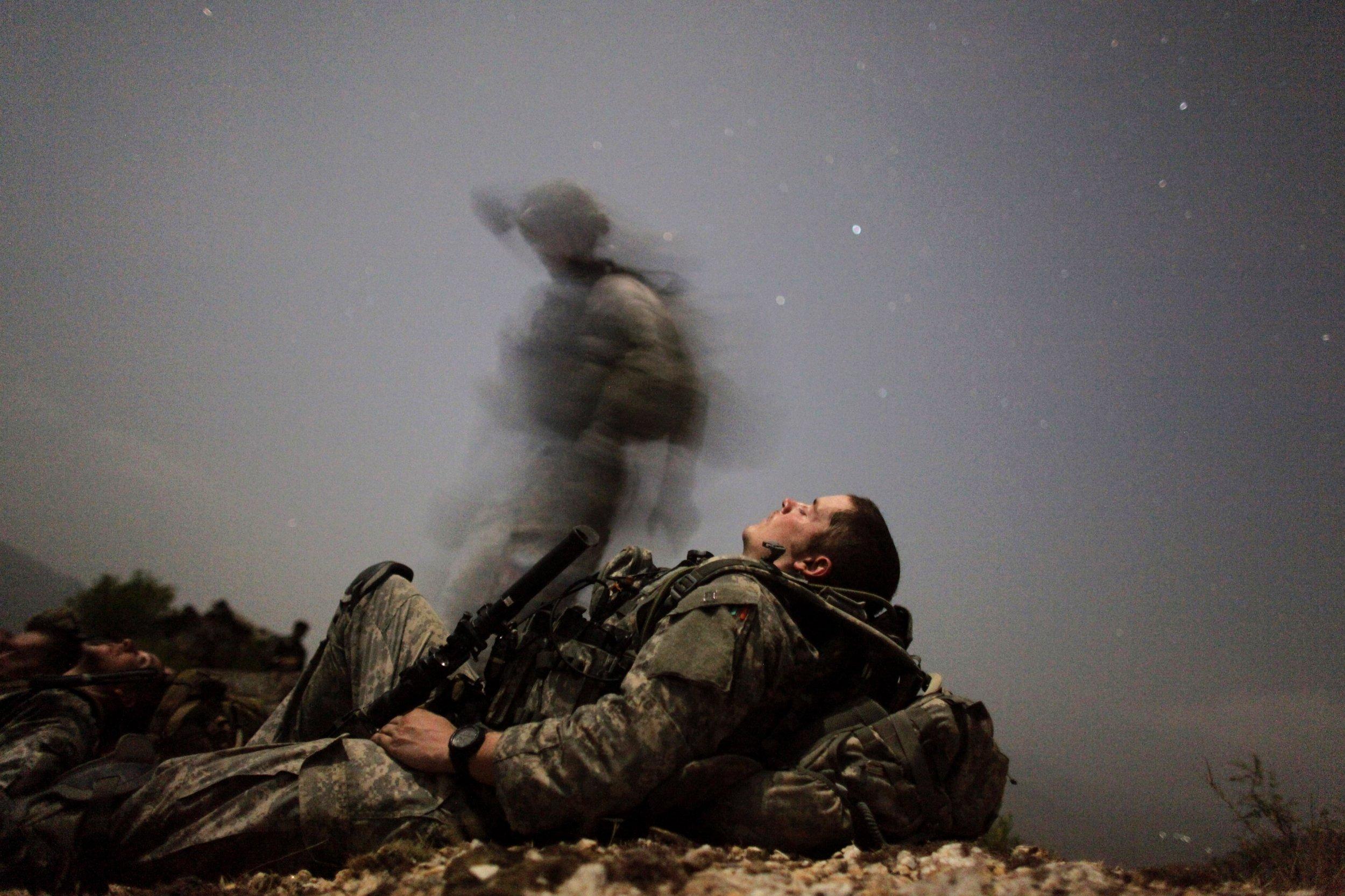 Afghanistan U.S. troops