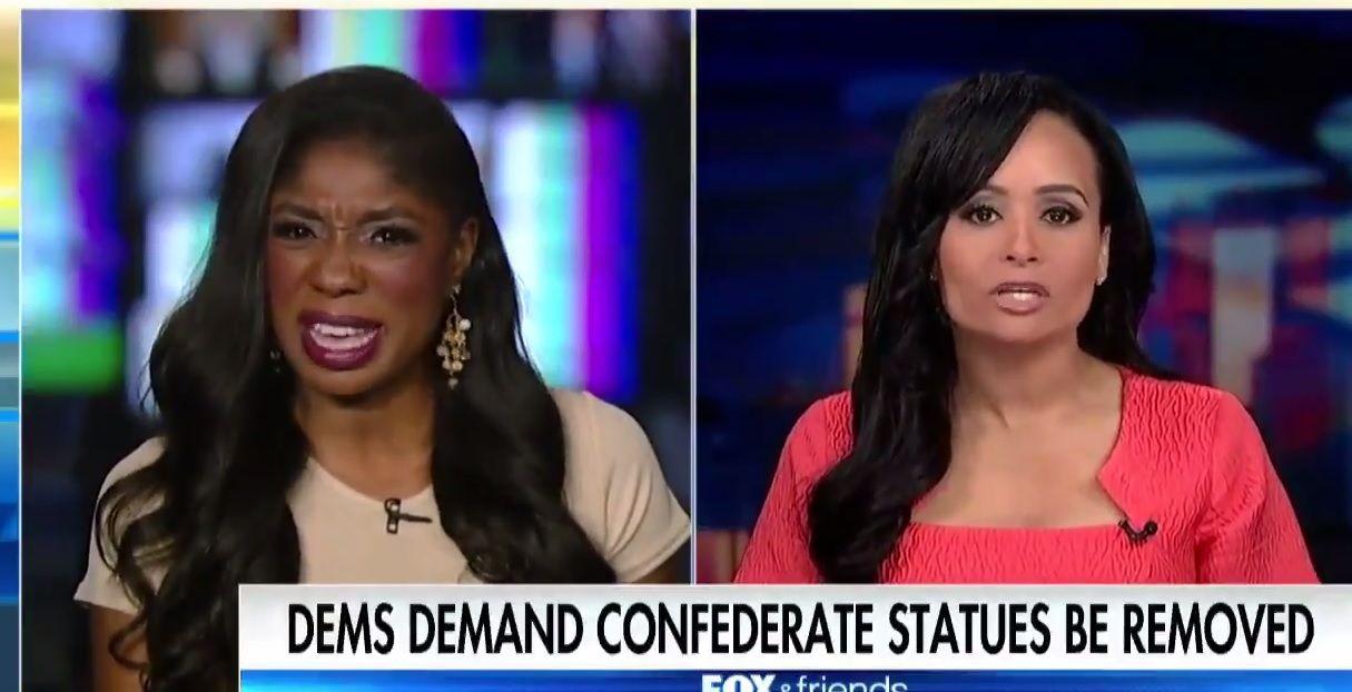Fox News - Katrina Pierson says slavery is 'good history'