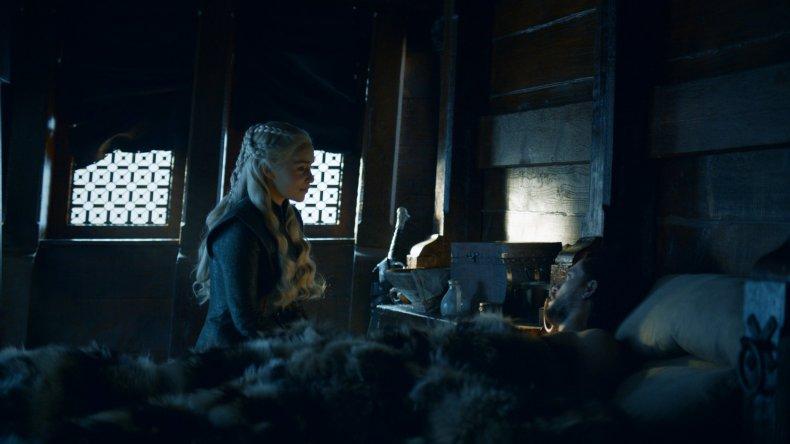 Game of Thrones, Season 7: Daenerys and Jon Snow