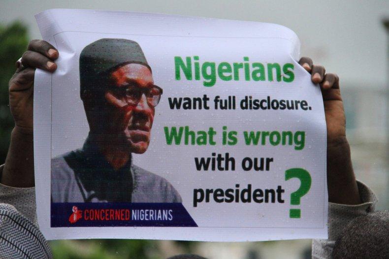Buhari protest