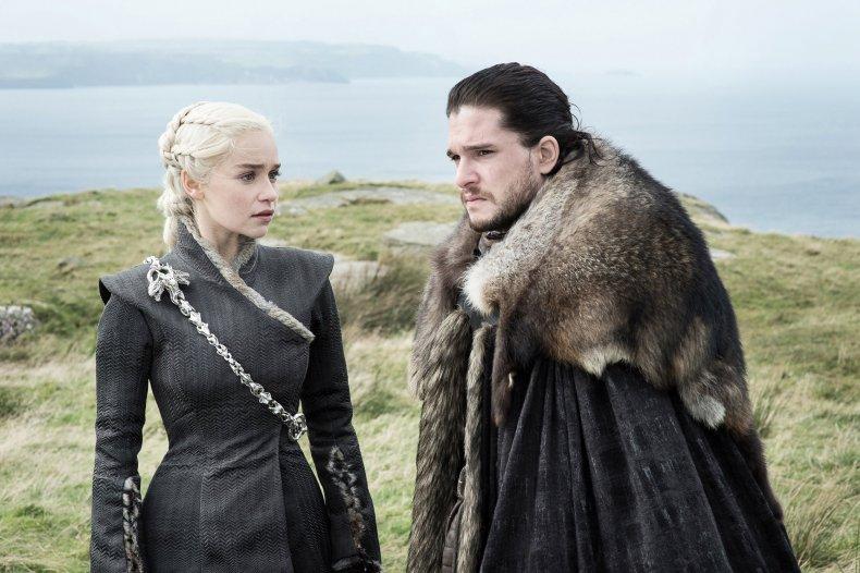 Game of Thrones incest? Jon Snow and Daenerys