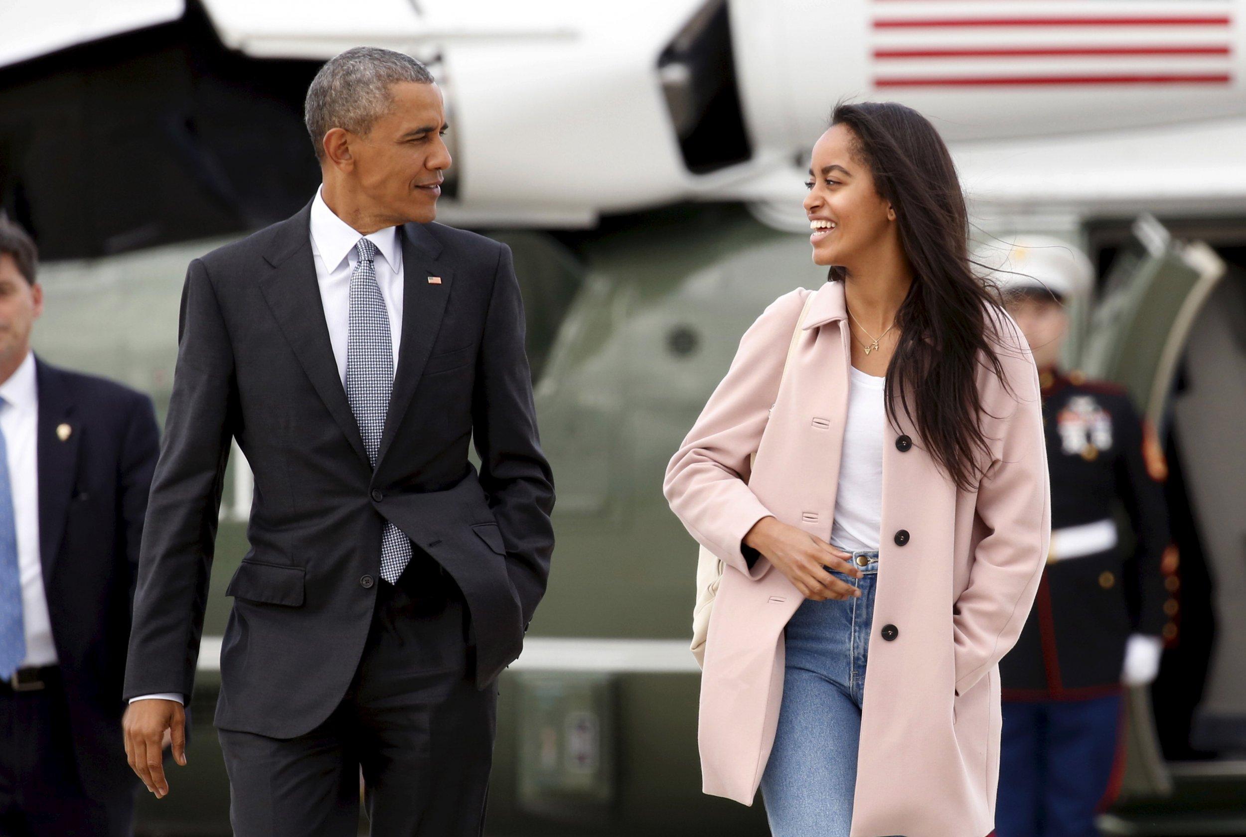 With Malia Obama And Tiffany Trump Starting School A Look