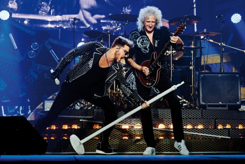 Queen + Adam Lambert Brussels 2016 - 040 FINAL VERSION