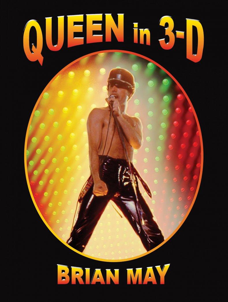 Queen 3d cover