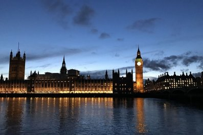 House of Commons in London