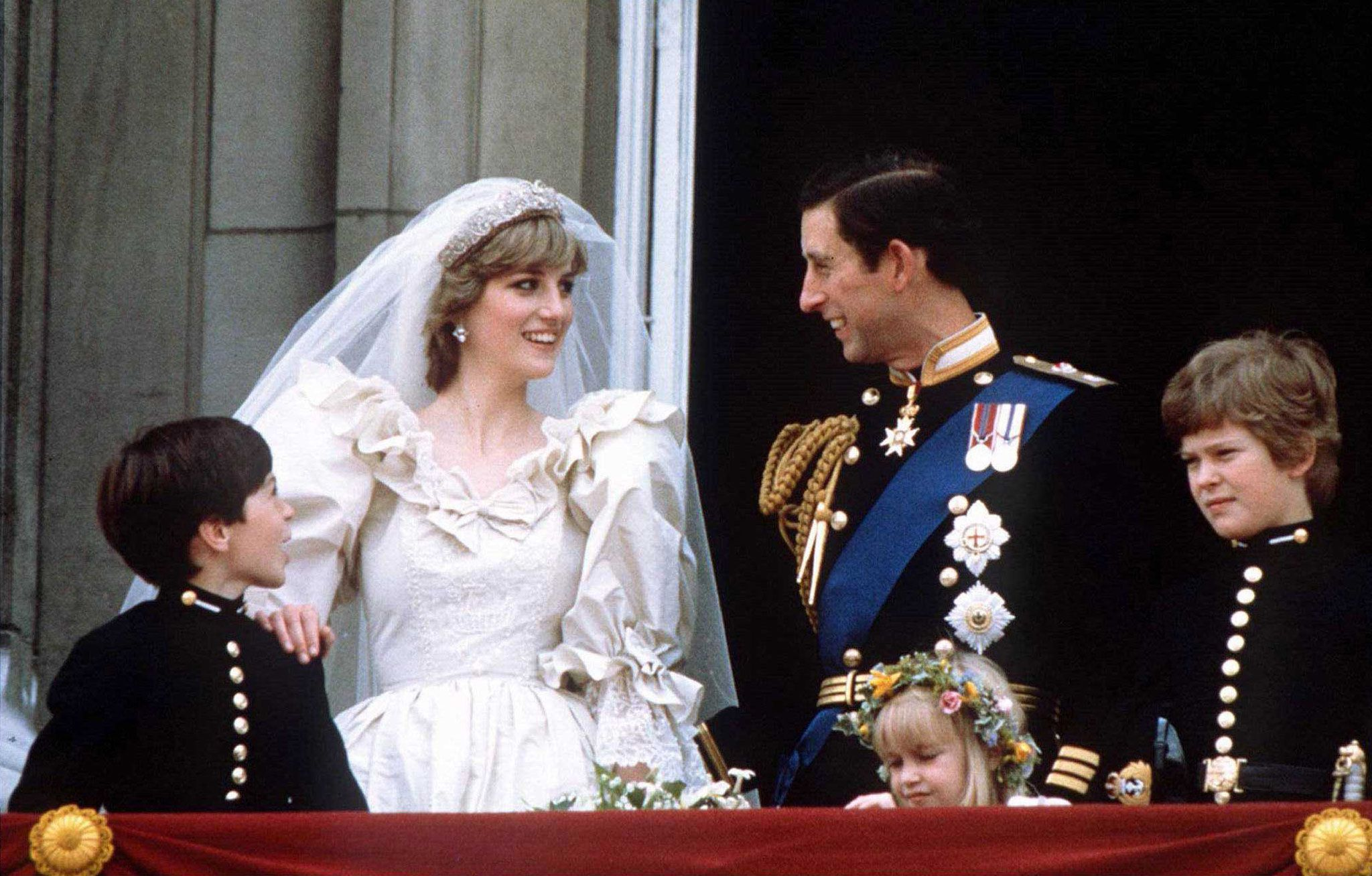 Prince Charless personal life and family, wedding and divorce with Princess Diana
