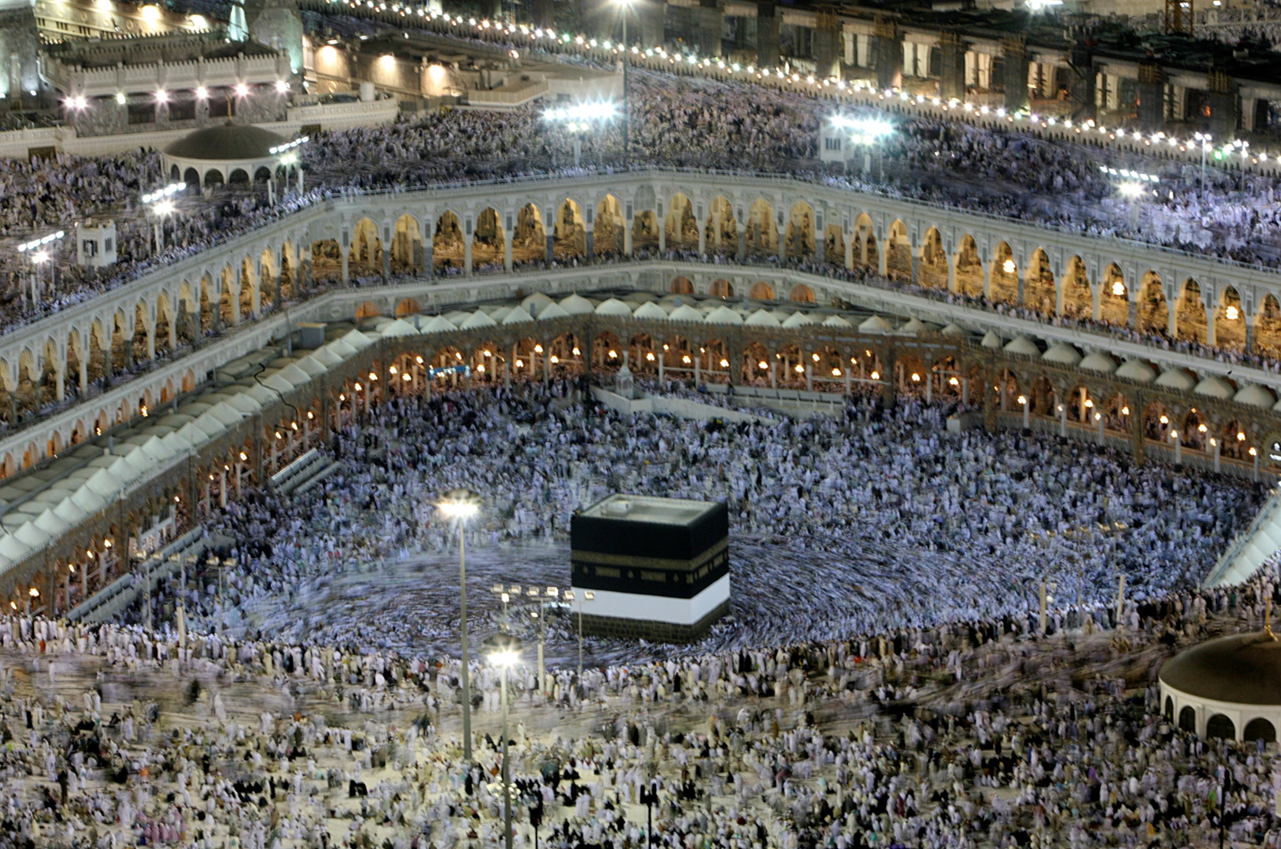 when does hajj 2017 start and end  over 1 2 million