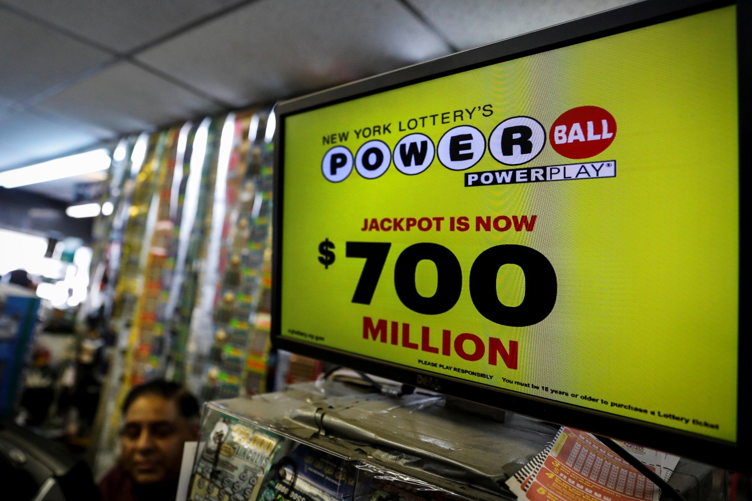 245 Million Powerball Winning Ticket Sold In Staten Island New York 8 11 2018 Drawing