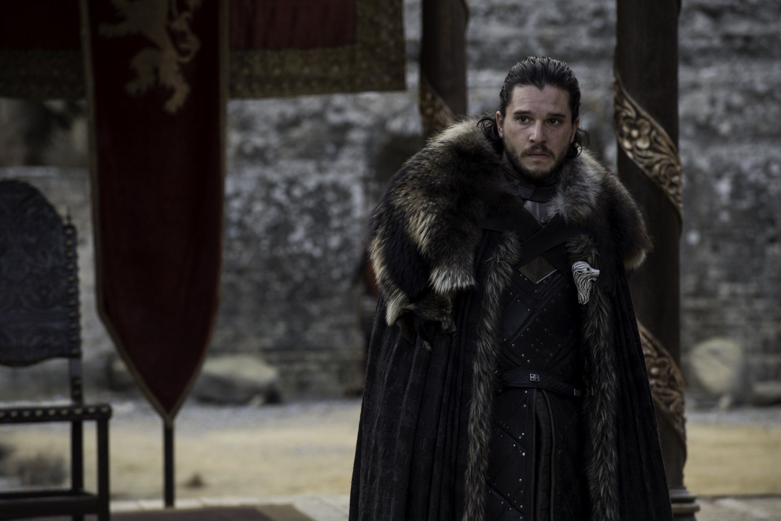 "Game of Thrones 7x07 — ""The Dragon and the Wolf"""