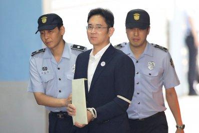 Samsung boss