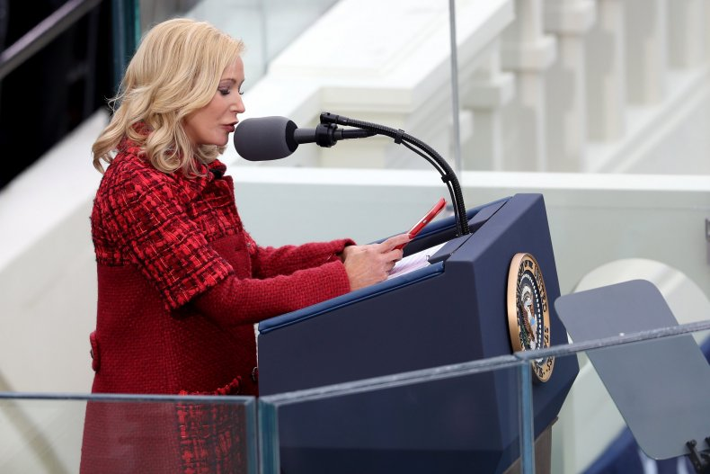 Paula White inauguration