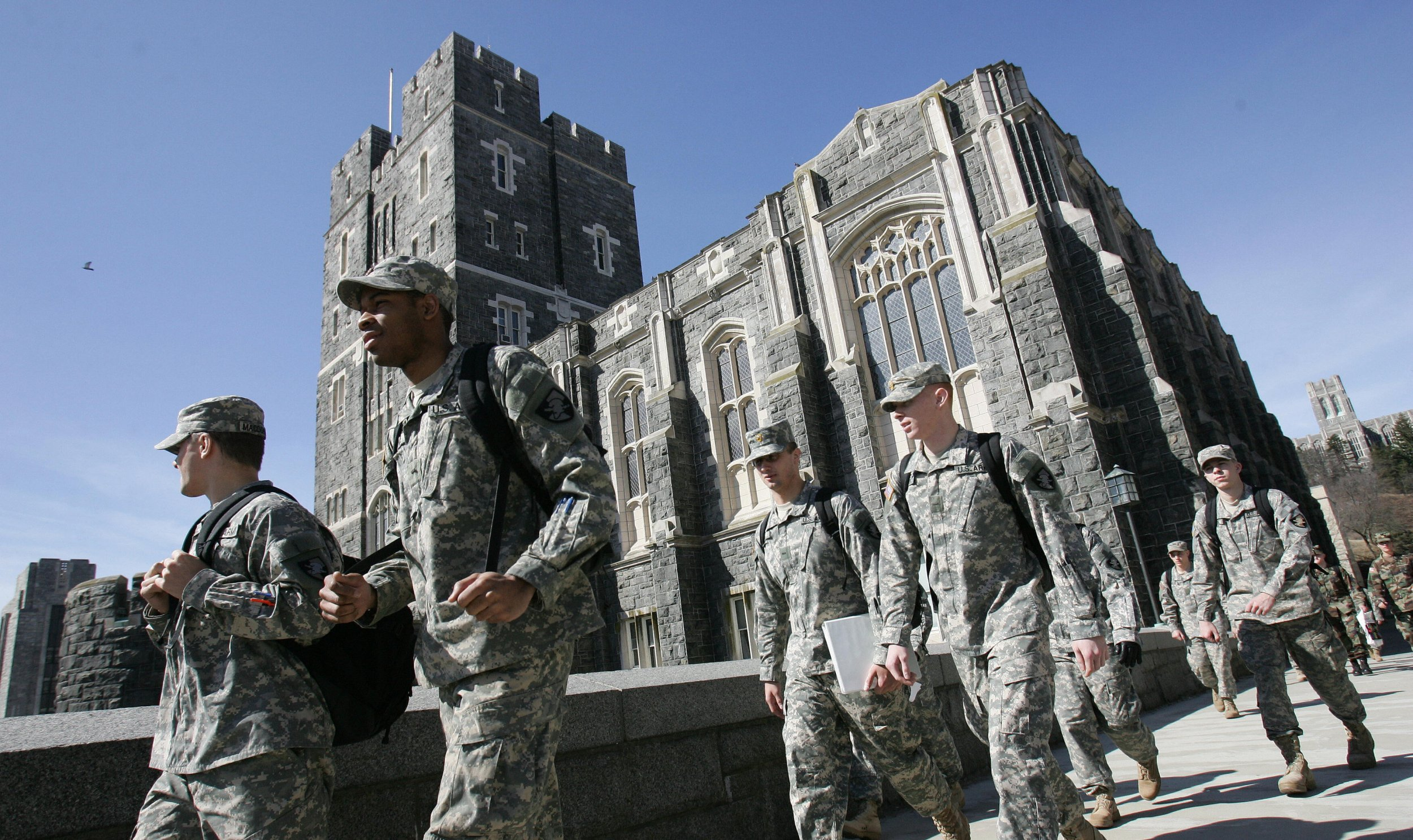 West Point Should Rename Its Robert E Lee Barracks
