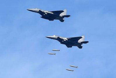 South Korea f-15