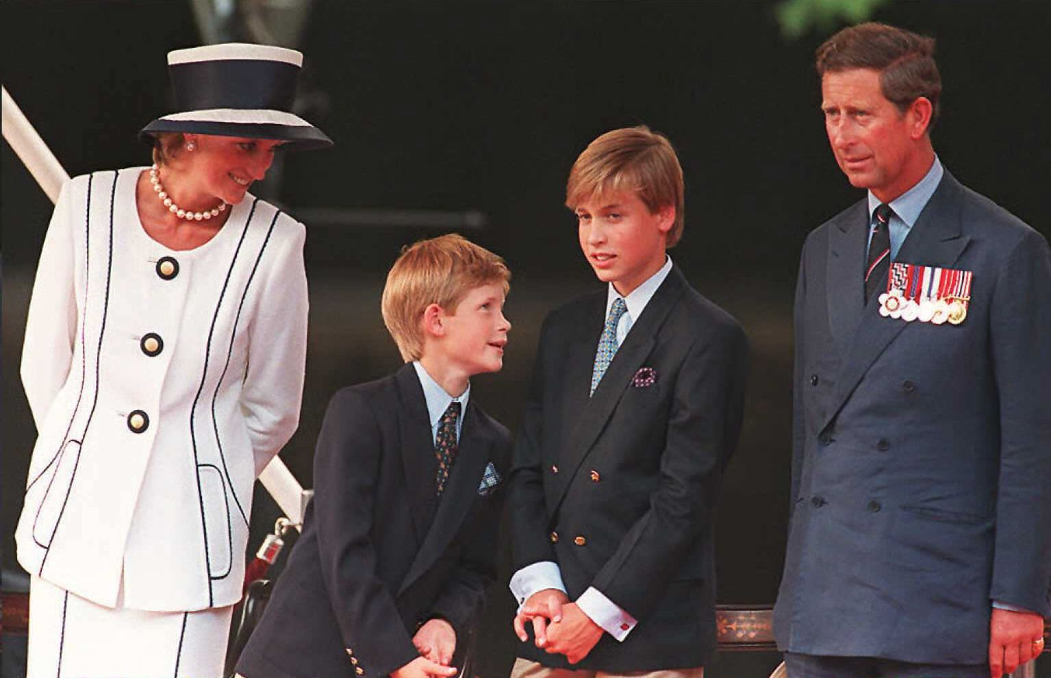 Who Was Princess Diana As Britain Commemorates The 20th
