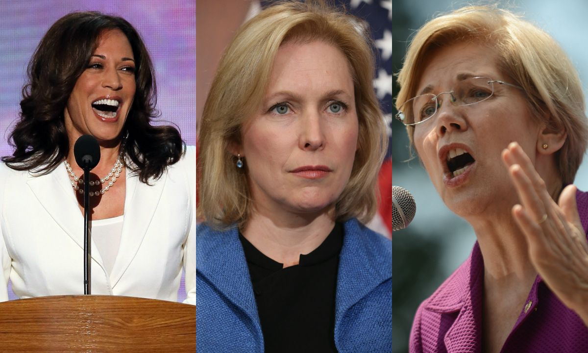 These Women Could Beat Trump in 2020, So Naturally They're ...